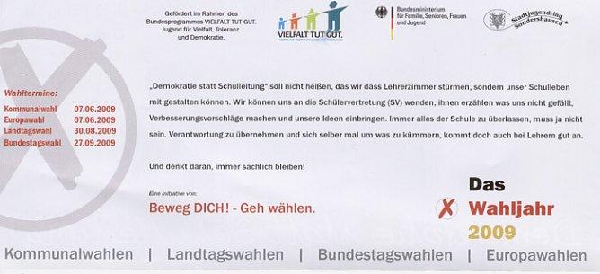 Lokaler Aktionsplan : 20.03.2009, 15.16 Uhr