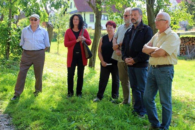 Zuwendungsbescheid für Schlosspark Ebeleben (Foto: Karl-Heinz Herrmann)