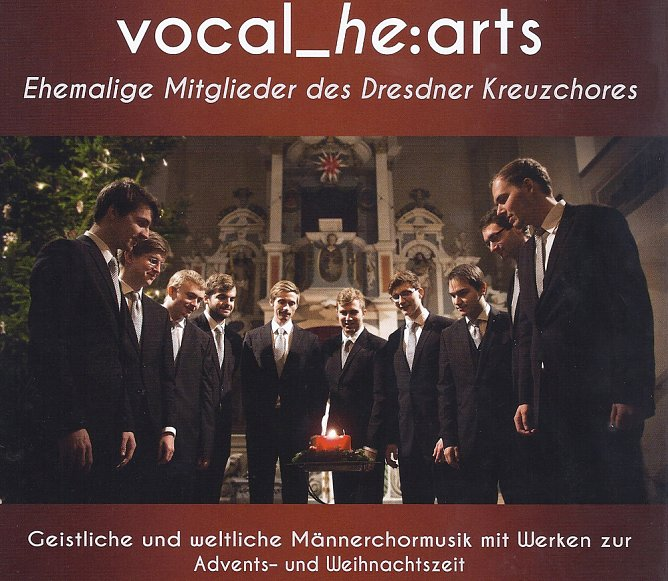 """vocal_heARTS""  (Foto: privat)"