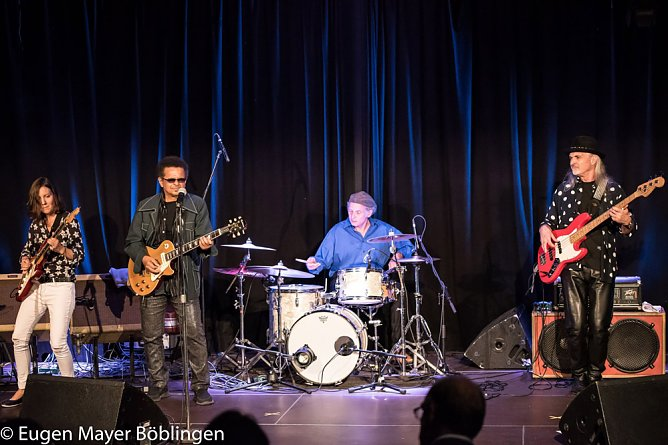 AL JONES & his BAND (Foto: Jürgen Mayer Böblingen)