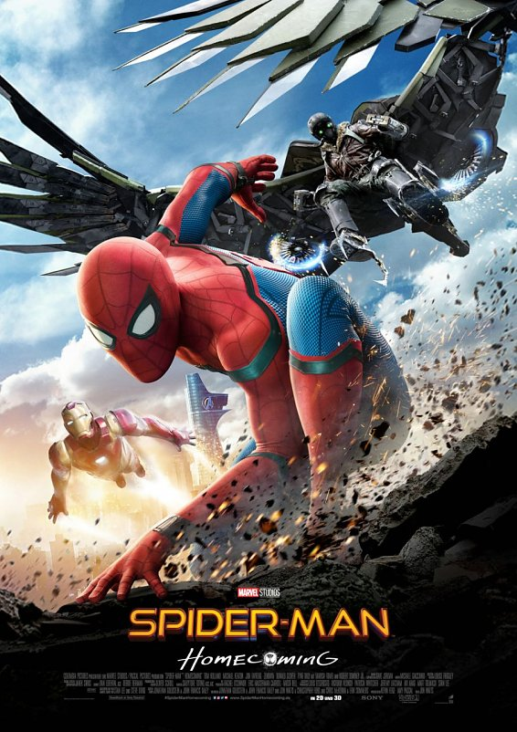 Spider-Man: Homecoming (Foto: Sony Pictures)