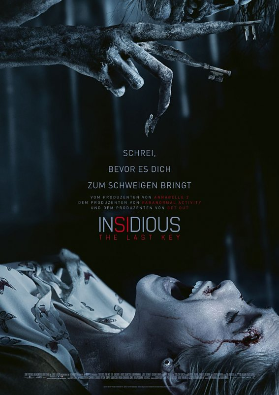 Insidious - The Last Key (Foto: Sony Pictures)