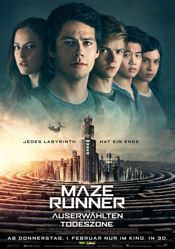 Maze Runner 3 (Foto: 20th Century Fox)