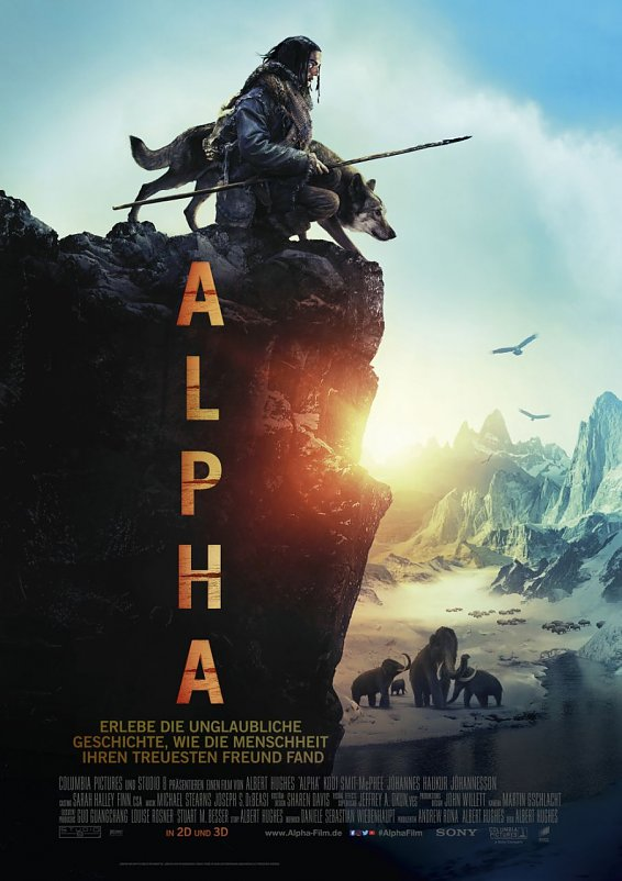 Alpha (Foto: Sony Pictures)