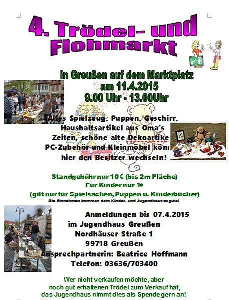 Flohmarkt 26.03