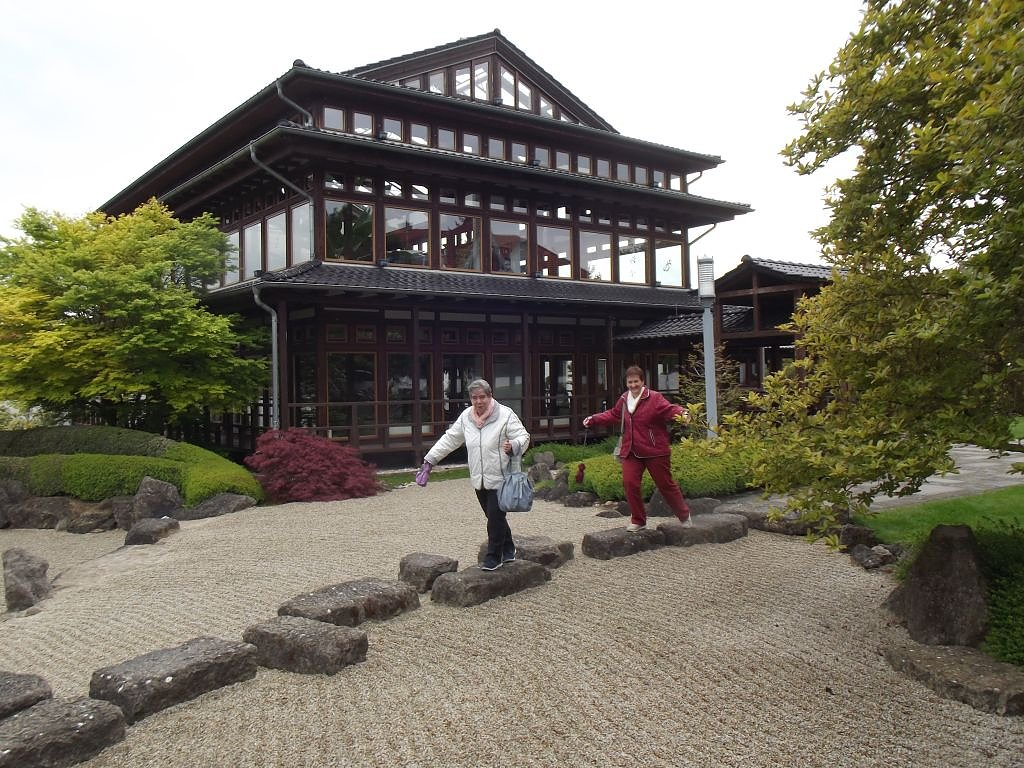 Wb 4 Besuchte Japanischen Garten In Bad Langensalza 08052019