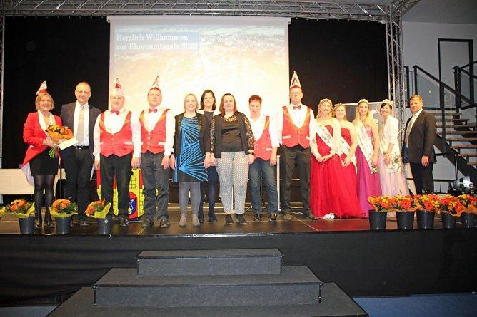 Ehrenamtliche in Bad Frankenhausen geehrt : 07.03.2020, 00