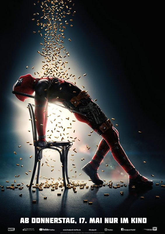 Deadpool 2 (Foto: 20th Century Fox)