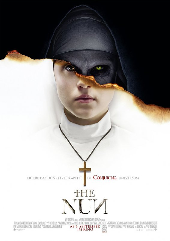The Nun (Foto: Warner Bros. GmbH)