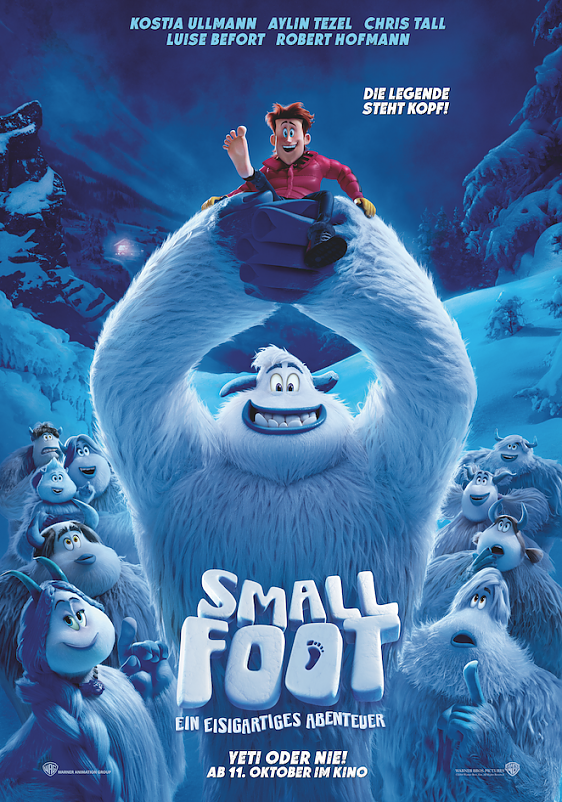 Smallfoot (Foto: Warner Bros. GmbH)