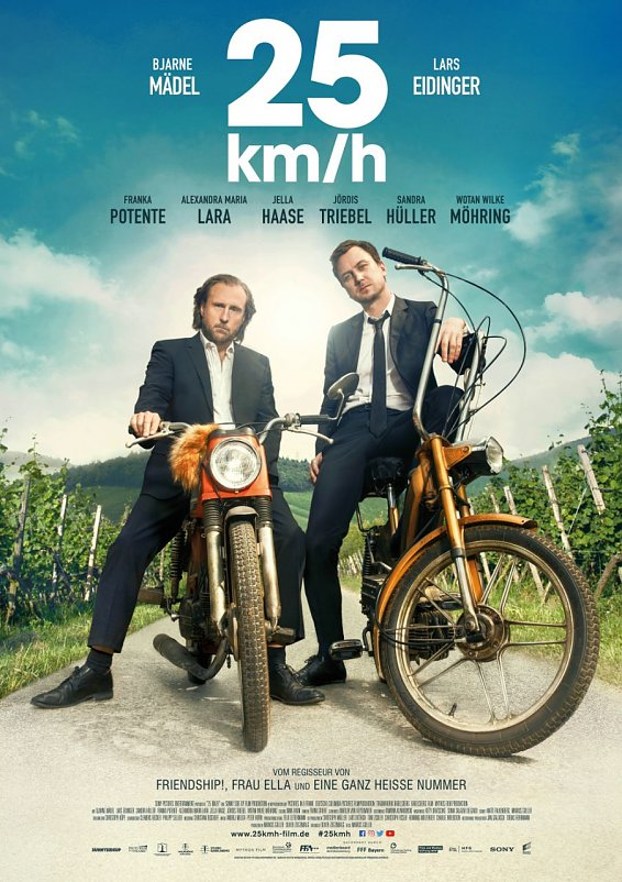 25 km/h (Foto: Sony Pictures)