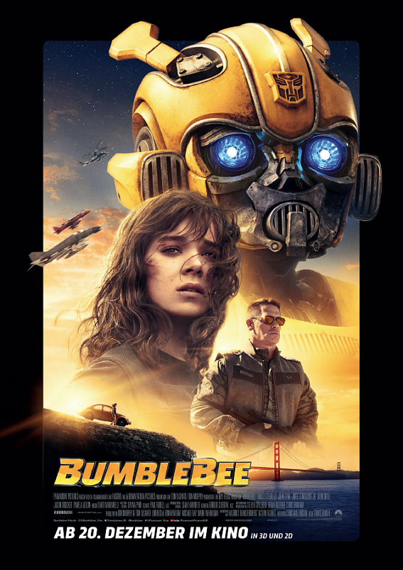 Bumblebee (Foto: Paramount Pictures)