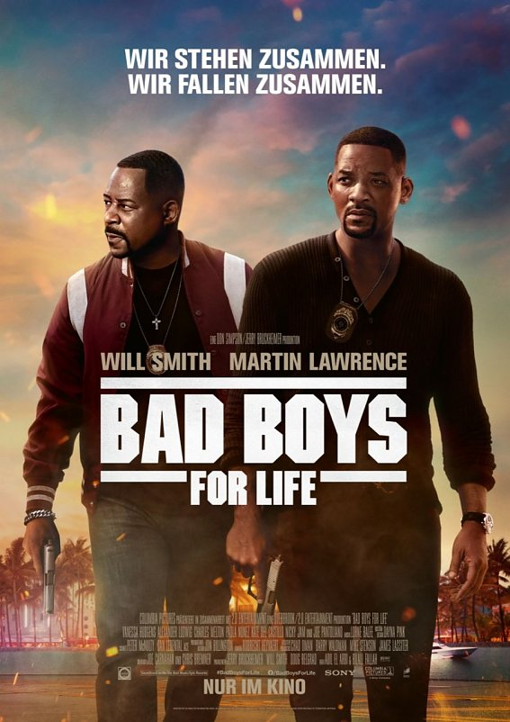 Bad Boys for Life (Foto: Sony Pictures Deutschland)