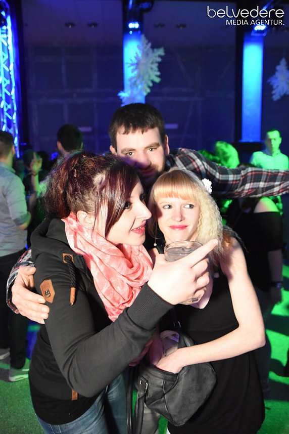 Party im Jugendclubhaus in Nordhausen