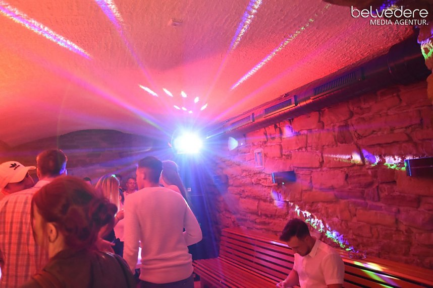 Party im Jugendclubhaus Nordhausen