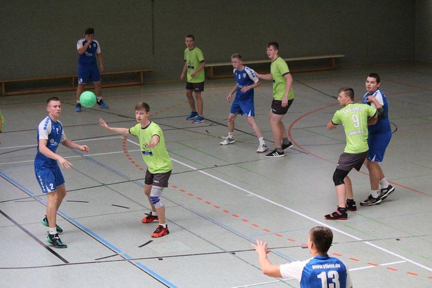 Handball Samstag